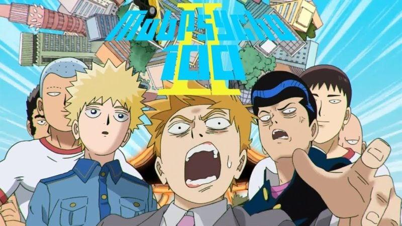Mob Psycho 100 II - Anime Comedy 2019
