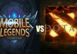 Mobile Legends Vs Dota 2 Min
