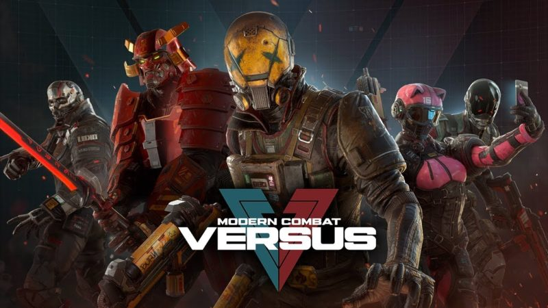 game gameloft  Modern Combat Versus