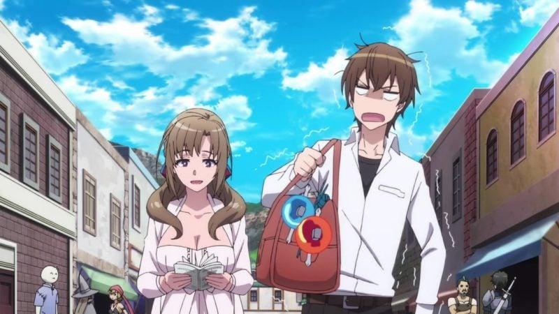 Okasuki - Anime Isekai 2019