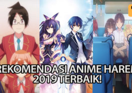 Rekomendasi Anime Harem 2019 Dafunda