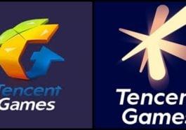 Tampilan Logo Baru Tencent Games