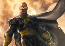 Black Adam Batman