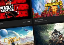 Black Friday Sale Epic Games Store