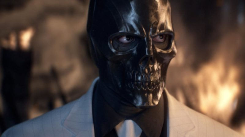 Black Mask Dc
