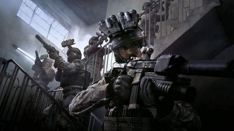 Call Of Duty Modern Warfare Menjadi Game Terlaris 2019
