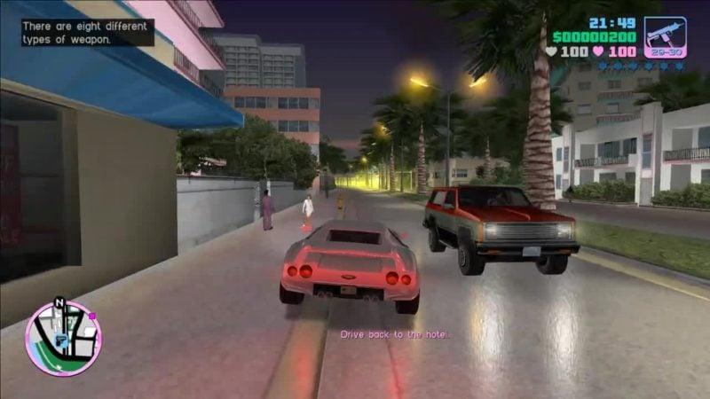 Cheat Gta Vice City Pc