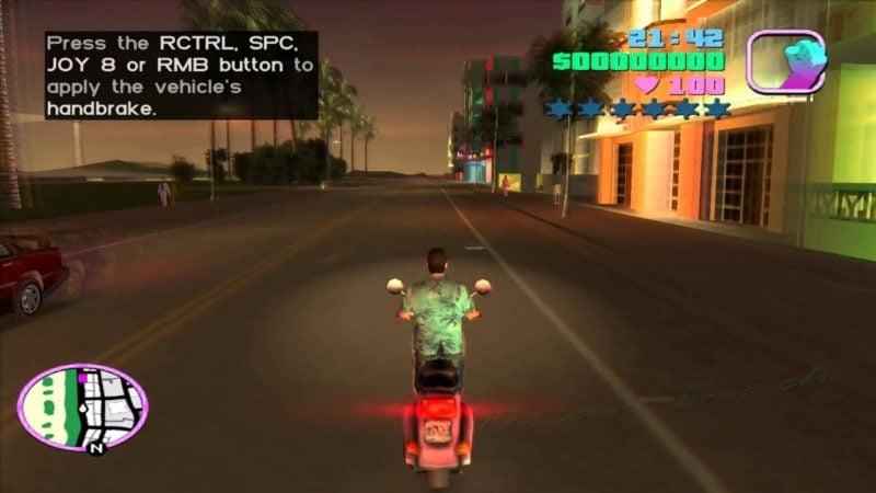 Cheat Gta Vice City Ps2