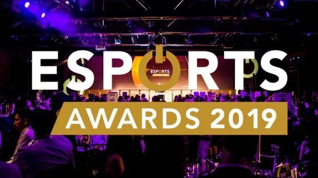 Daftar Nominasi Pada Esports Awards 2019