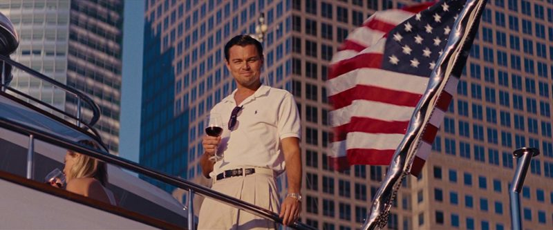 Film Dicekal Tayang Wolf Of Wall Street