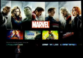 Film Marvel Disney Plus