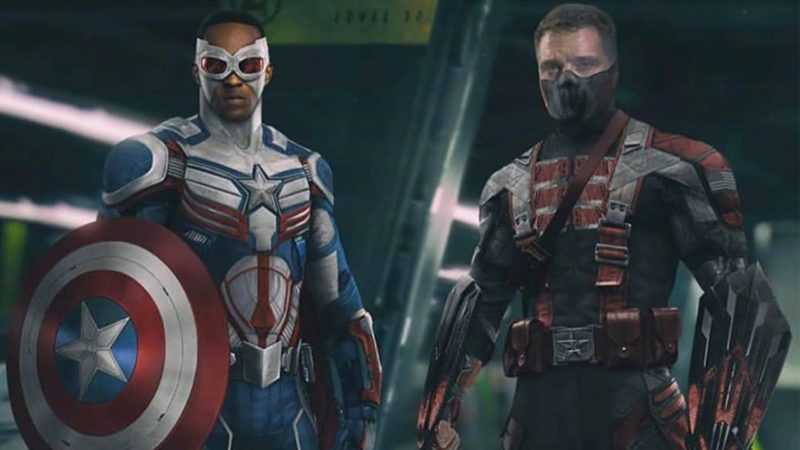 Foto Lokasi Syuting The Falcon And The Winter Soldier Baru