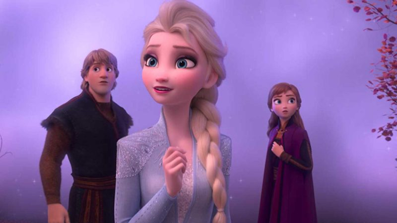 Frozen 2 Post Credit