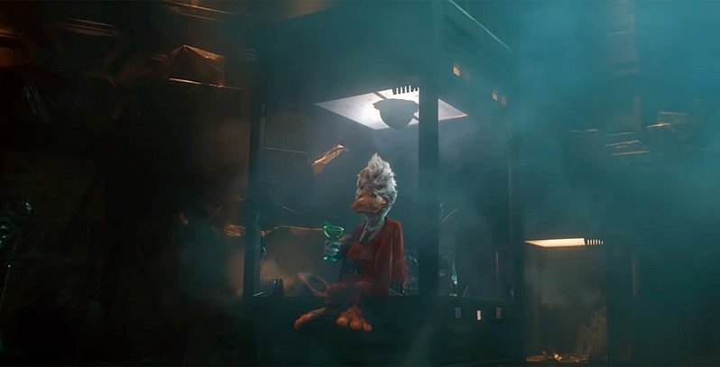 Howard The Duck Endgame