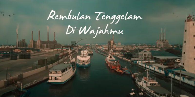 Jadwal Tayang Rembulan Tenggelam Di Wajahmu Bioskop Indonesia