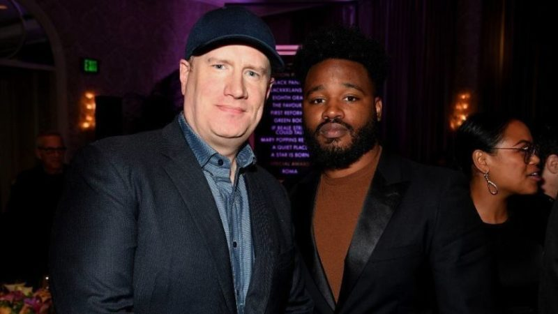 Kevin Feige Black Panther
