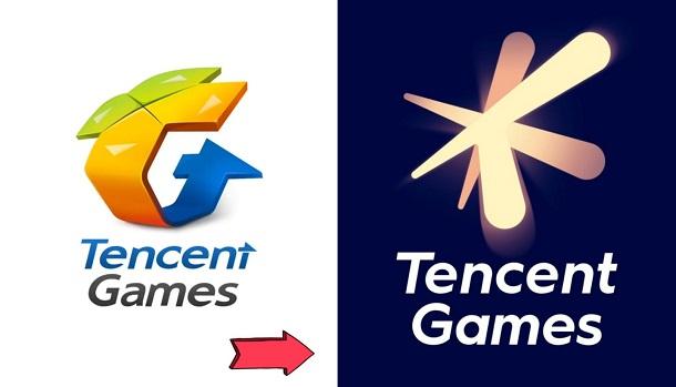 Logo Terbaru Tencent