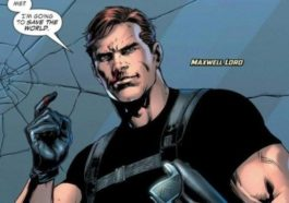 Maxwell Lord dc comics