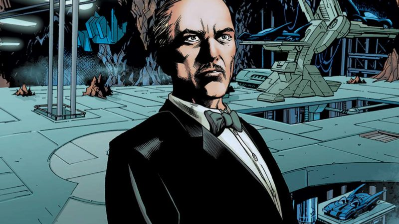 Mengenal Alfred Pennyworth