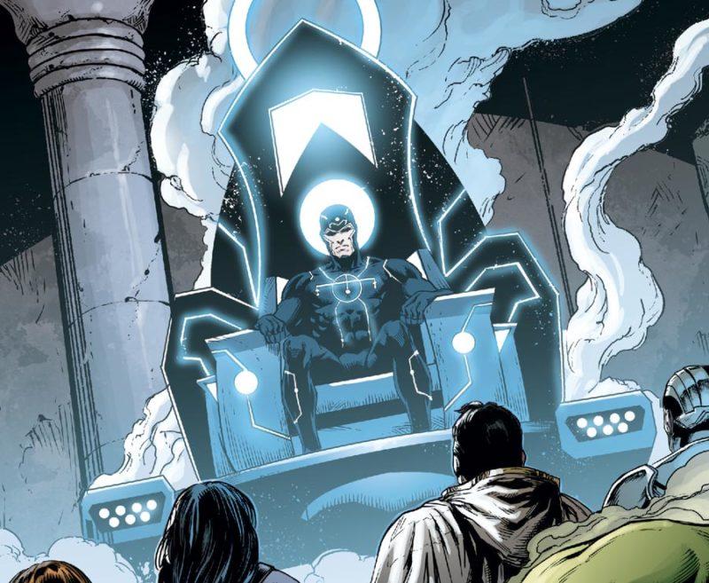 Metron Dc Comics