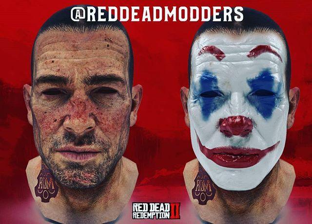 Mod Joker Red Dead Redemption 2