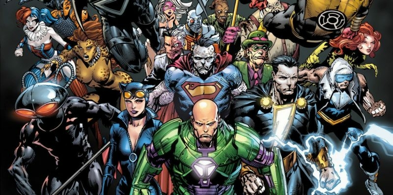 Musuh Justice League