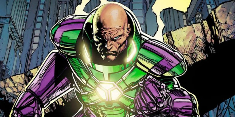 Musuh Justice League Lex Luthor