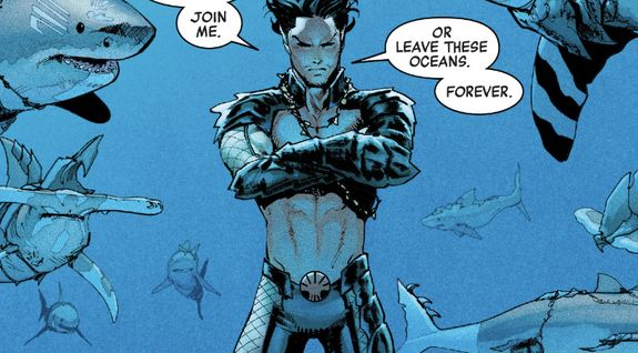 Namor Marvel Comics