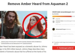 Pestisi Amber Heard Keluar