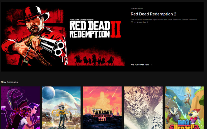Red Dead Redemption 2 Pc Rilis Hari Ini