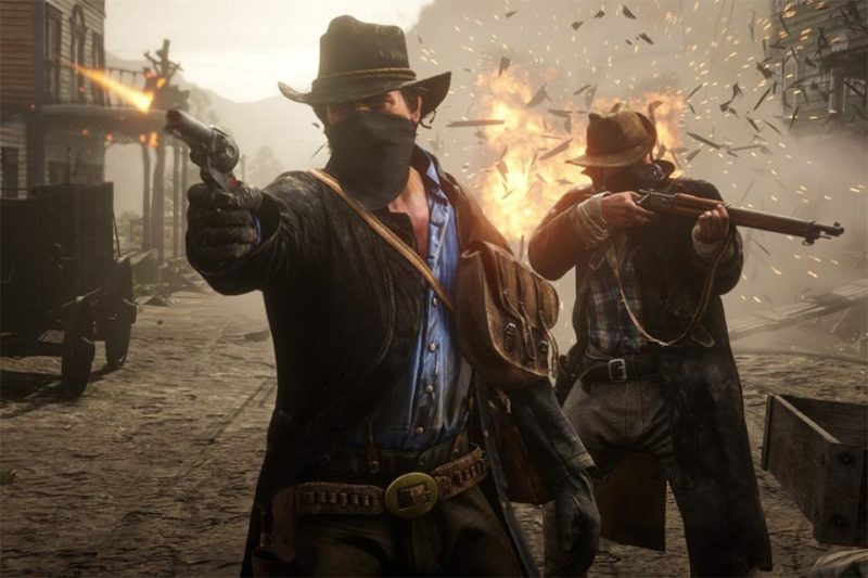 Red Dead Redemption 2 Rilis Di Steam
