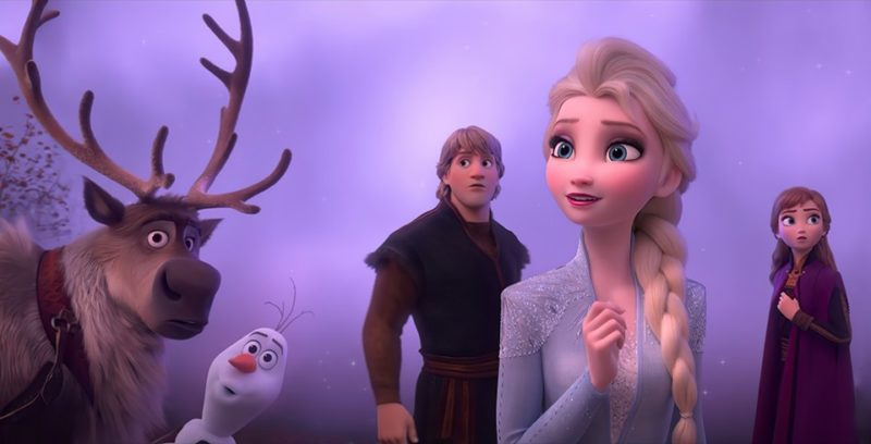 Review Awal Frozen 2