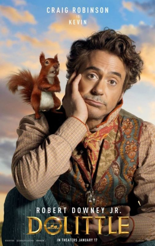 Robert Downey Jr Dolittle