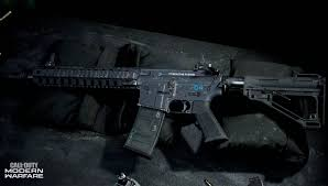 Senjata Terbaru Call Of Duty Modern Warfare Diumumkan