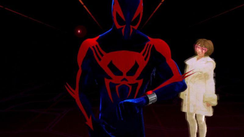 Spider Man 2099 Into The Spider Verse