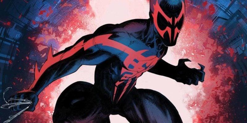 Spider Man 2099 Miguel Ohara