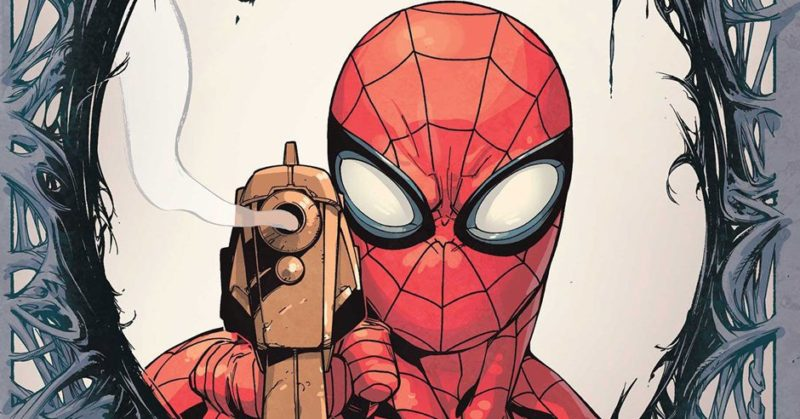 Spider Man Jahat