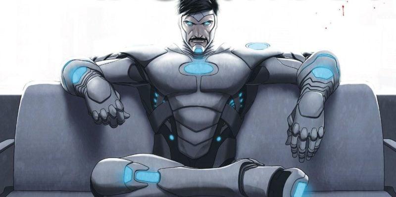 Superhero Marvel Menjadi Jahat