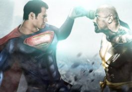 Superman Black Adam