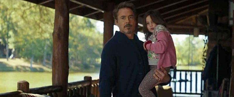Teori Morgan Stark Robot Buatan Tony