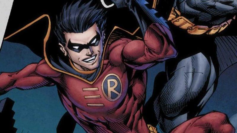 Tim Drake Robin Ketiga Batman