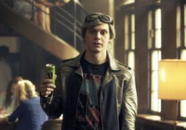 X Men Quicksilver Evan Peters