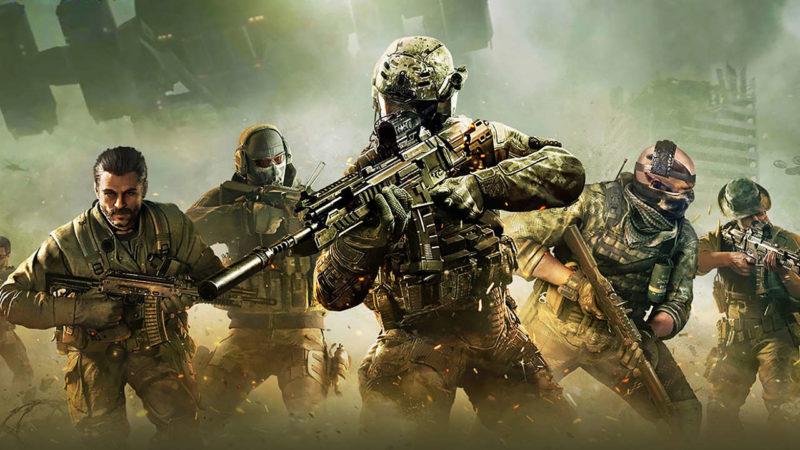 franchise game paling laris Call Of Duty