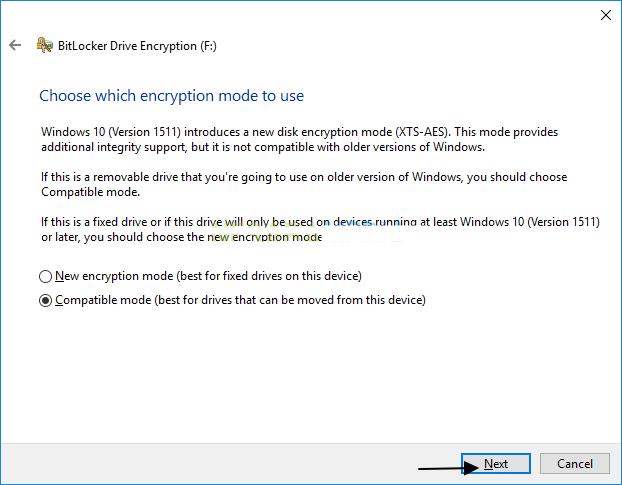 Cara Mengunci Flashdisk Dengan Password (10)