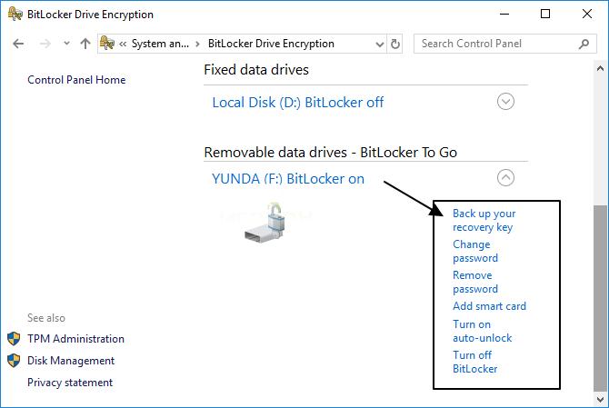 Cara Mengunci Flashdisk Dengan Password (13)