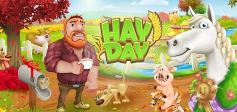 Game Kasual Hay Day