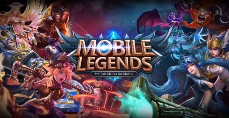 Game Paling Populer Di Playstore 2019 Mobile Legends
