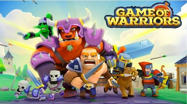 Game Strategi Android Terbaik Game Of Warriors