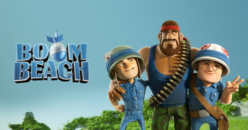 Game Terbaik Supercell Boom Beach