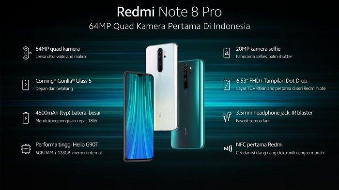 Harga Redmi Note 8 Terbaru